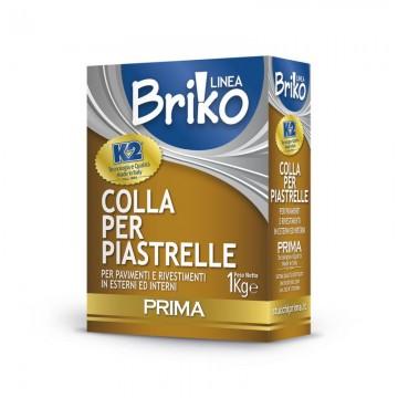 PRIMA BRIKO Colla per Piastrelle 1 Kg.