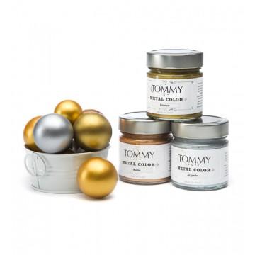 TOMMYART Chalk Color 200 ml. METALLIC