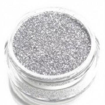 Glitter DECO -Argento- (20 grammi - 100 grammi)