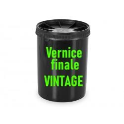 """Vernice Finale Incolore """"Vintage"""" 0,750 lt."""