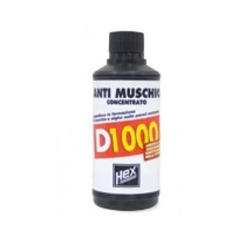 IVC D 100 antimuschio concentrato 0,250 lt.
