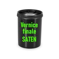 "Vernice Finale Incolore ""Saten"" 0,750 lt."
