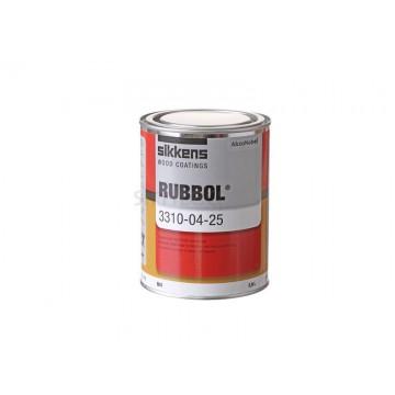 SIKKENS RUBBOL® WF 3310-04-25 smalto ad acqua per legno